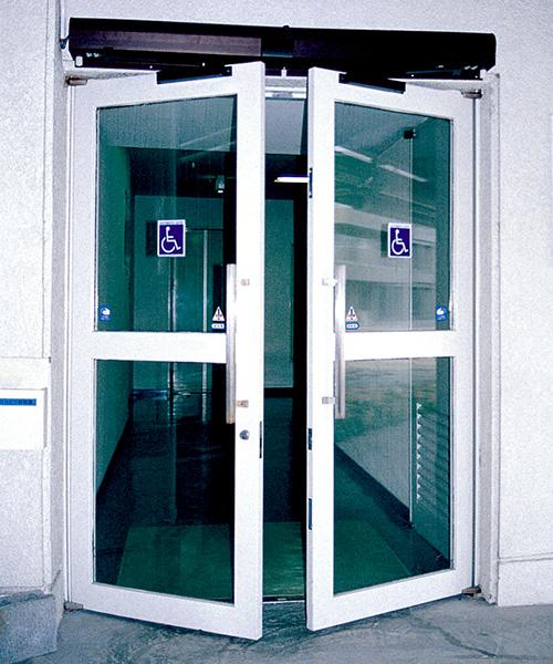 GT-710 Power Assist Auto Door